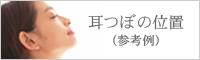 耳つぼの位置・貼り方